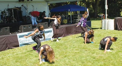 A livened and youthful performance shook up the Good in the Hood festivities.