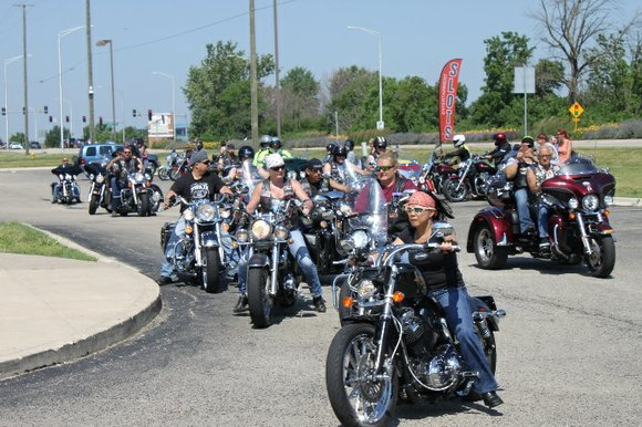 Catholic Charities held its first hero ride for the homeless this weekend which included a scenic run to Ottawa.