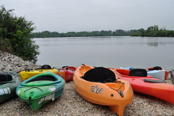 "Get out on the water in Will County with the ""Paddle the Preserves"" program from the forest preserve district this ..."