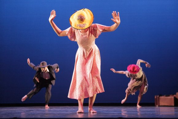 Before the July calendar begins, there is still more dance left to see in June.
