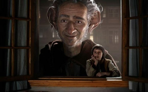 The great imaginative minds of author Roald Dahl, Walt Disney and master storyteller Steven Spielberg have finally united to bring ...