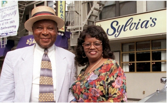 Last week, when a coterie of notables gathered at Sylvia's Restaurant for a press conference on the Harlem/Havana event, Lloyd ...
