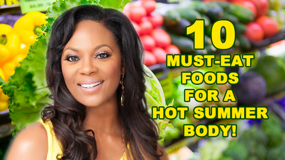 Dr. Jamie offers food tips for that sizzling summer figure.