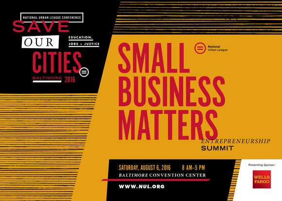 Calling all entrepreneurs! As part of the National Urban League 2016 Conference, small business owners and aspiring moguls will gather ...