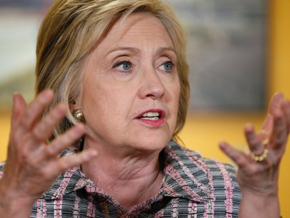 The FBI lifted a major legal threat to Hillary Clinton's presidential campaign Tuesday, recommending no criminal charges for her handling ...