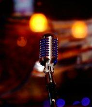 microphone/music