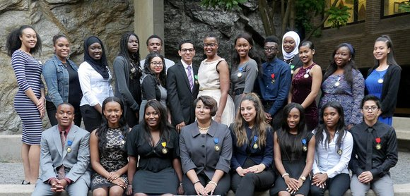 The New York Urban League recently honored 22 Whitney M. Young Jr. Scholars in a ceremony hosted by the NYUL ...