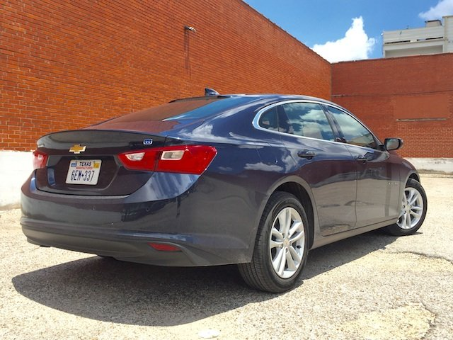 Battery Meets Engine In The 2016 Chevrolet Malibu Hybrid
