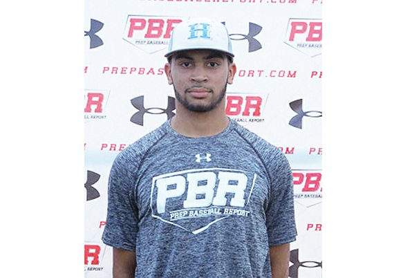 Cayman Richardson is going from one of the top high school baseball programs in Virginia to one of the top ...
