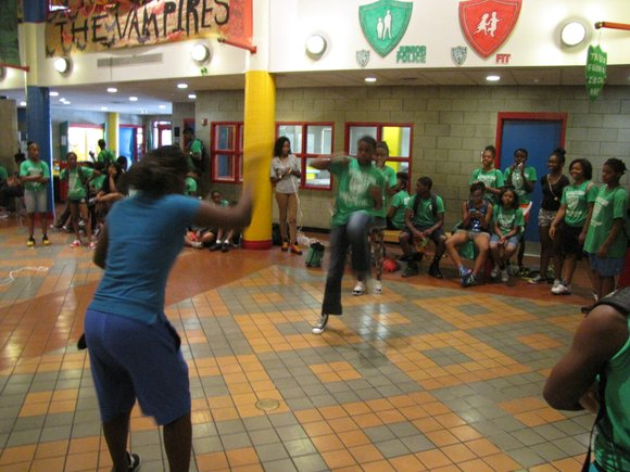 Come cheer on 30 of the Police Athletic League's Double Dutch champions, in fifth through eighth grades, as they show ...