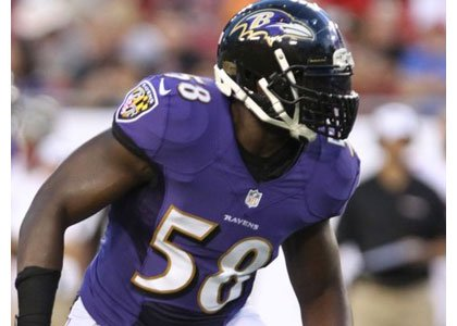 Now entering his eleventh season, the days of rushing the passer as a Baltimore Raven are dwindling for Elvis Dumervil. ...