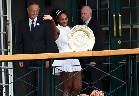 Serena Williams proved her star power and tennis mastery once again when she won both the single's title and, with ...