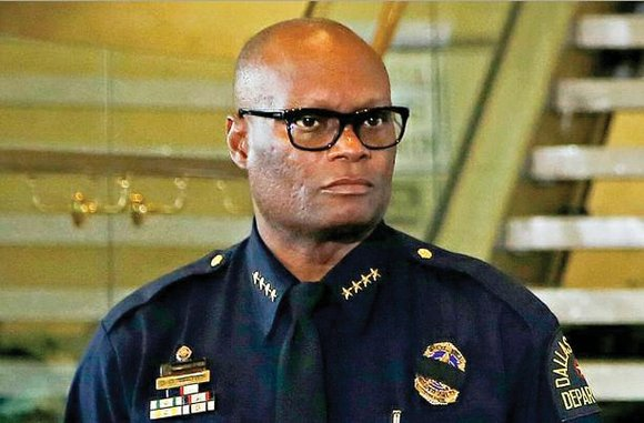 Dallas Police Chief David O. Brown, a familiar face following last week's shooting deaths of five police officers in Dallas, ...