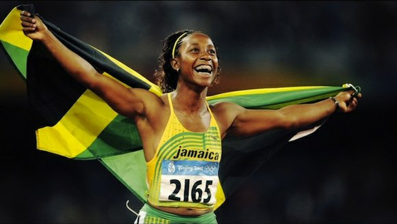 If she beats Usain Bolt to sprinting history, she will do it with her own porridge. Shelly-Ann Fraser-Pryce is in ...