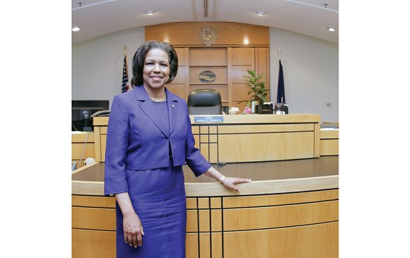 For 26 years, Judge Angela Edwards Roberts has been a presence in the Richmond Juvenile and Domestic Relations Court. Along ...