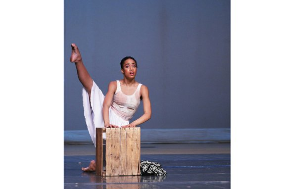 A Richmond area student won a bronze medal in dance at the national NAACP ACT-SO Competition. Keola Jones, a rising ...