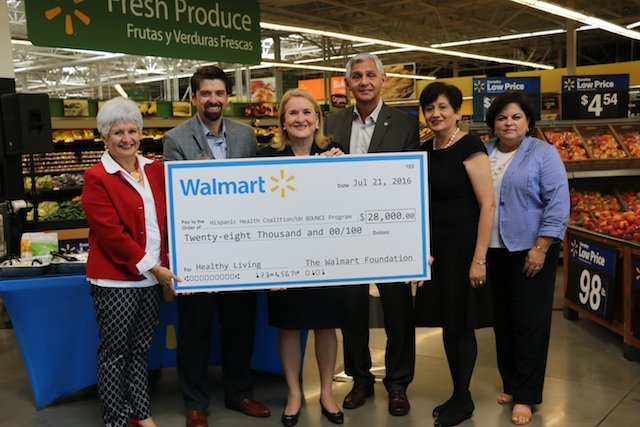 Day of Giving: Walmart Donates Over $130,000 to Support ...