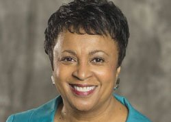 Carla Hayden is the first woman and the first African-American to hold the Librarian of Congress position.