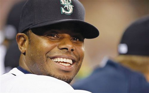 Ken Griffey Jr. was inducted Saturday into the Baseball Hall of Fame.