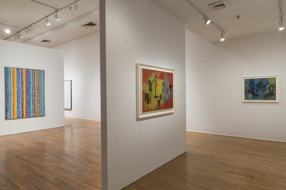 Alma Thomas was a Black female artist who depicted the light around her through her art, even as it was ...