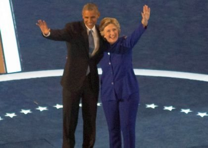 The energy of the crowd on the third night of the Democratic National Convention appeared to intensify as an impressive ...