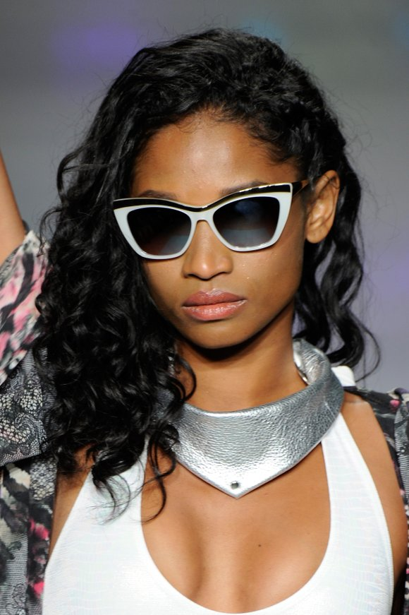In South Beach, Fla., the Funkshion Fashion Week presentations were a hot splash of colors and savvy swimwear styles. The ...