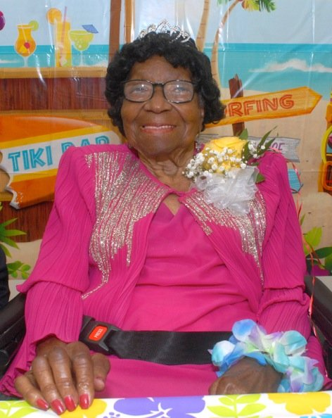 Alelia Murphy was born July 6, 1905. She is the last living of 12 siblings. Her immediate family consists of ...