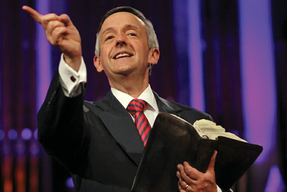 Dr. Robert J. Jeffress Jr., senior pastor of the First Baptist Dallas megachurch, is the most prominent evangelical pastor to ...