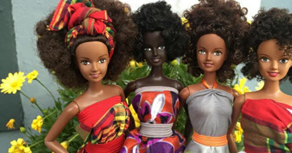 Entrepreneur Mala Bryan, via her company Malaville Toys, is an independent doll maker that designs dolls for African and African ...
