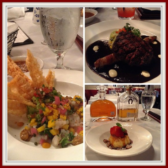 There is a dining treasure in the Galleria area of Houston, which is a plus to one of the busiest ...