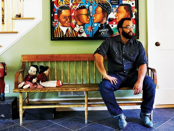 The New York Public Library names poet and scholar Kevin Young as Director of the Schomburg Center for Research in ...