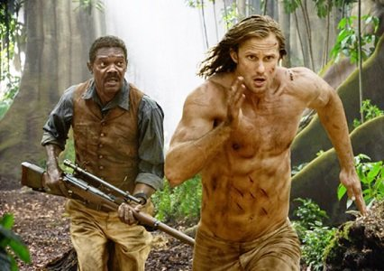 "Some things should be left in the past and forgotten. Case in point: Tarzan. This modern version, ""The Legend of ..."