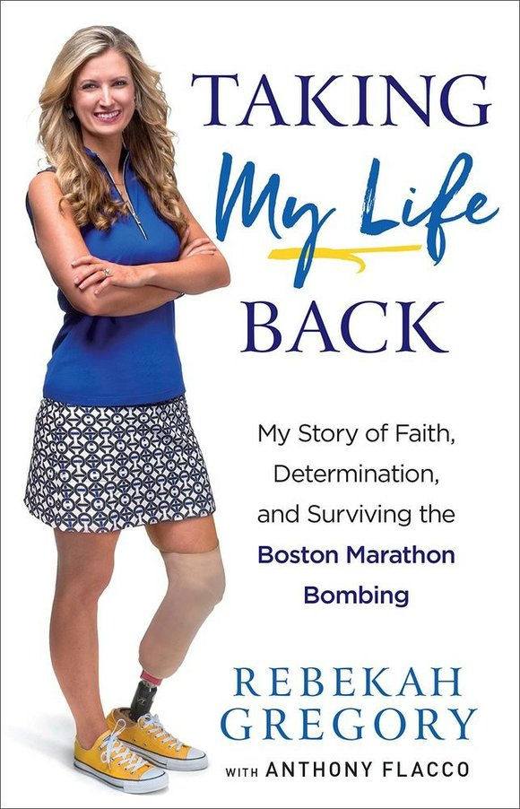 Revell announced today the forthcoming publication of Taking My Life Back: My Story of Faith, Determination, and Surviving the Boston ...