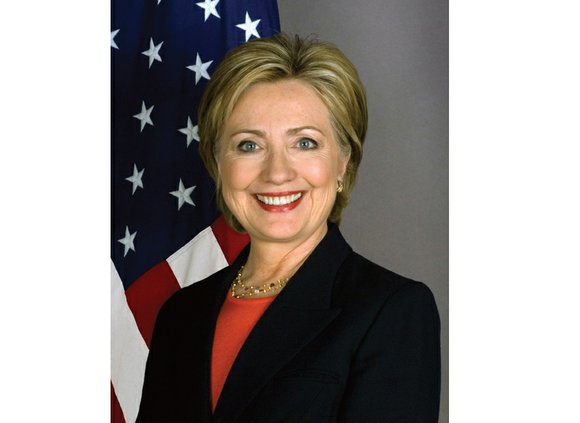 The First Female President