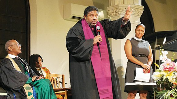 North Carolina minister and political leader Rev. Dr. William Barber II electrified an overflow crowd in Boston last week as ...