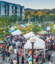Entertainment, food and craft vendors from around the work draw people to the Beaverton Night Market, returning Friday, Aug. 13 from 6 p.m. to 10 p.m.