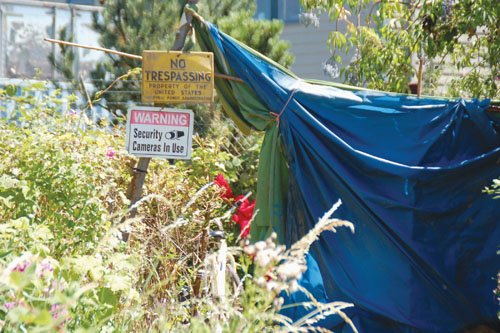Officials and housing advocates want to identify a more serviceable sites for camps.
