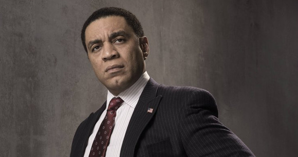 The first thing that hits you about Harry Lennix is the booming sound of his voice. It's deep and comforting ...