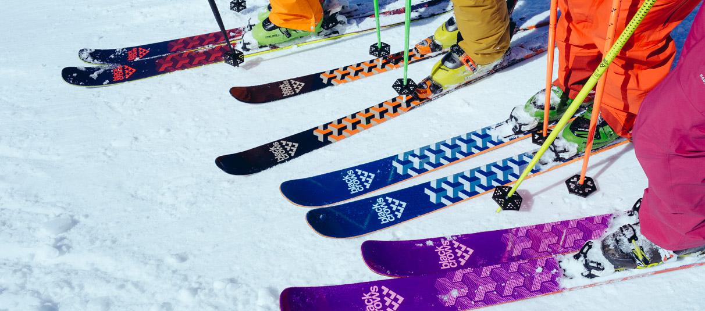 black crows ski