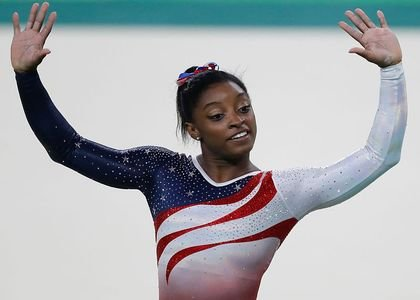 Simone Biles is continuing to make her imprint on the Olympic Games in Rio. After helping her team win gold ...