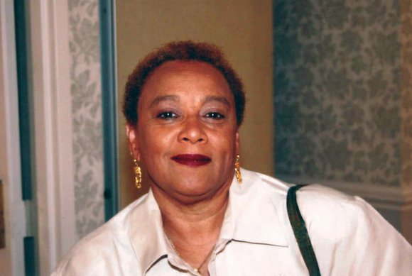 Vashti Patricia Forbes-Kelly helped get things done with little recognition. Before she retired in 2000 after 31 years, principals at ...