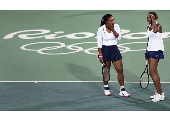 Rio de Janeiro, Brazil There will be no gold medals for Serena and Venus Williams at the Rio Olympics. Instead, ...