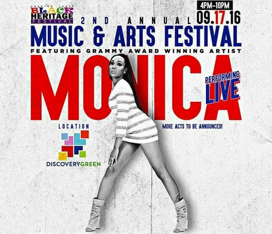 The Houston Black Heritage Music and Arts Festival is back for its 2nd year. The highly anticipated festival will be ...