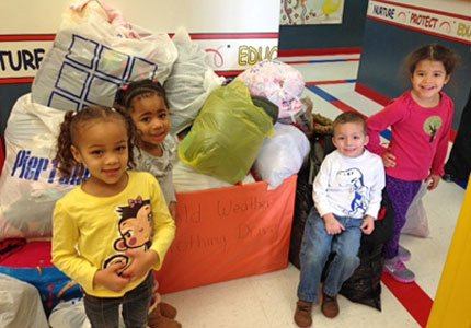 Late in 2015, the Baltimore Community Foundation announced a $6 million contribution towards the expansion of Judy Centers to help ...