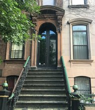 Pressure to sell one of America's great writers' Langston Hughes house is escalating. The current owner listed it for a mere $1 million a few years ago, but it didn't sell. For now, the home sits empty. The owner doesn't live there. No one does. Paint is chipping off the front steps.