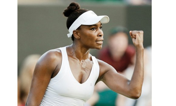 You can't keep the Williams sisters down.