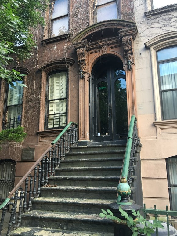Soon poetry and music will fill the Harlem home of legendary poet Langston Hughes again.