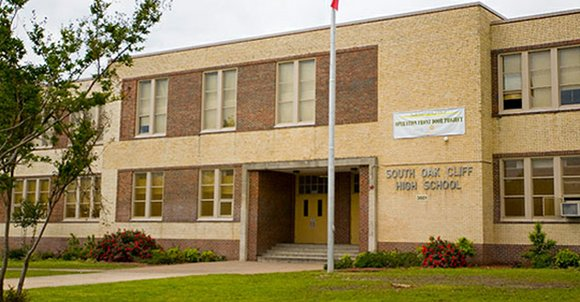 Dallas Independent School District recently confirmed that water quality test for South Oak Cliff High School showed evidence of low ...