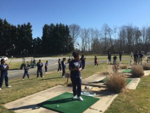 Craig Kirby is on a mission: He is working hard to diversify golf — one black student at a time.