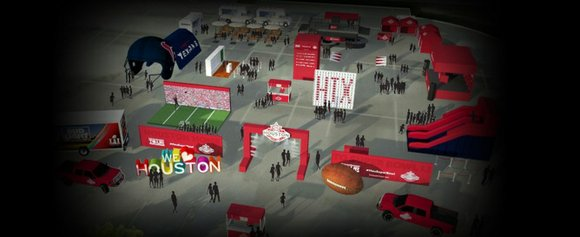 A one-of-a-kind Super Bowl fan experience is coming to Texas, and the Houston Super Bowl Host Committee is inviting everyone ...